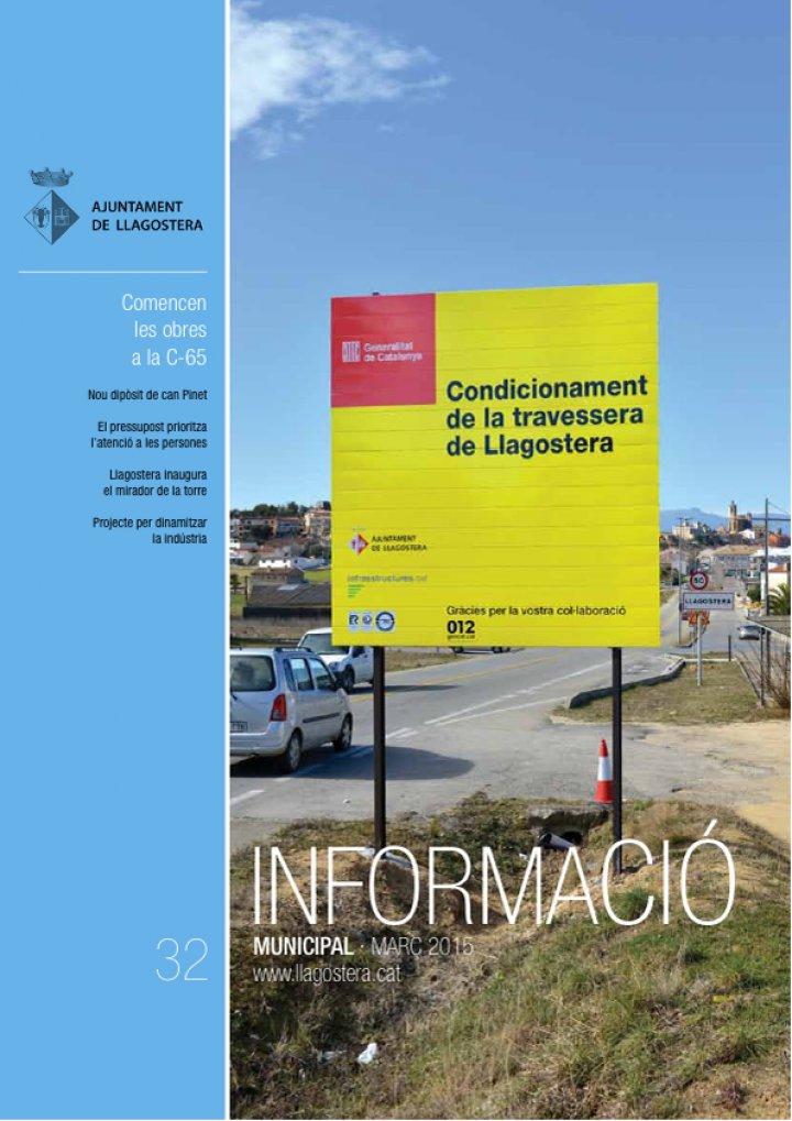Informació Municipal número 32