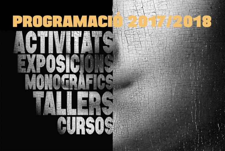 Àmplia oferta de tallers, cursos, xerrades i exposicions per al curs 2017-2018