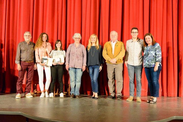 Guanyadors del XXIII Concurs literari Sant Jordi 2018