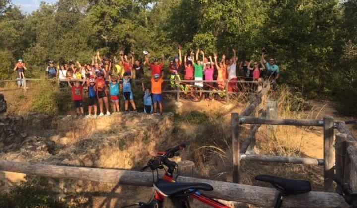 164 participants van caminar o pedalar en la desena Festa de la Mobilitat Sostenible a Llagostera