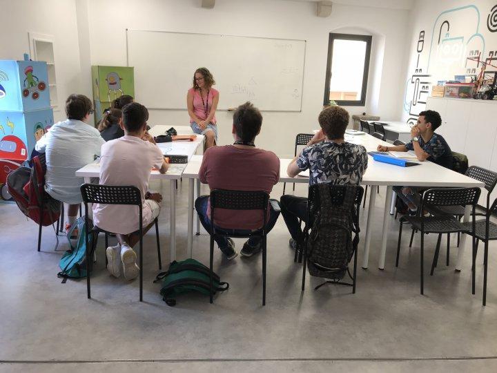 El Pla de Transició al Treball (PTT) comença a Llagostera amb 12 alumnes