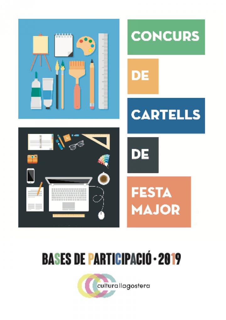 Convocat el concurs de cartells de Festa Major
