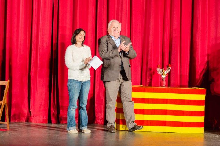 Guanyadors del XXIV Concurs Literari Sant Jordi 2019 i del 18è Concurs de punts de llibre