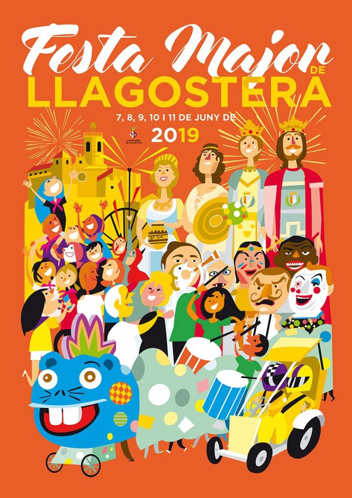 Ja tenim el cartell de la Festa Major 2019