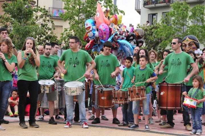Bases reguladores de la participació a l'espai carpes de la Festa Major 2018