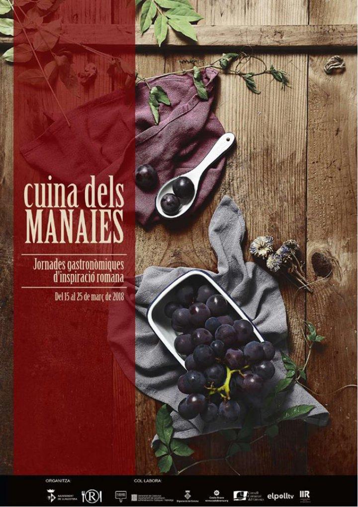 Nova edició de la Cuina dels Manaies
