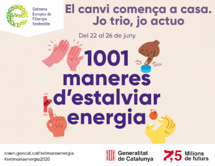 Setmana Europea de l'Energia 2020
