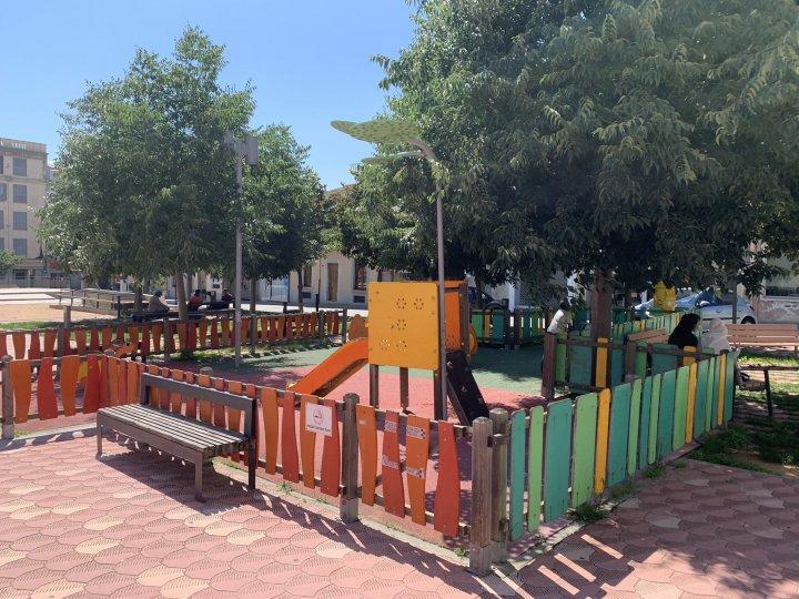 Es reobren els parcs infantils, la pista esportiva, l'skatepark i l'àrea d'autocaravanes