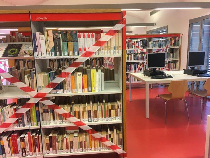 Reobertura de la Biblioteca Julià Cutiller