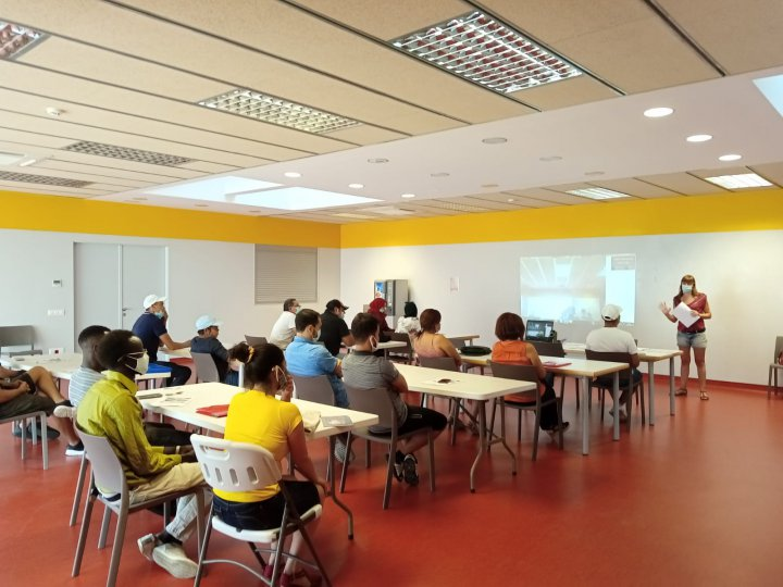 Finalitza el Mòdul C de coneixement de la societat catalana i el seu marc jurídic