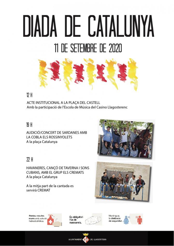 Se suspèn l'Aplec de germanor de la Diada de Catalunya a Terra Negra