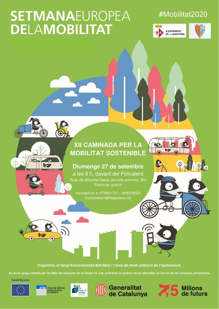 XII Festa de la mobilitat sostenible