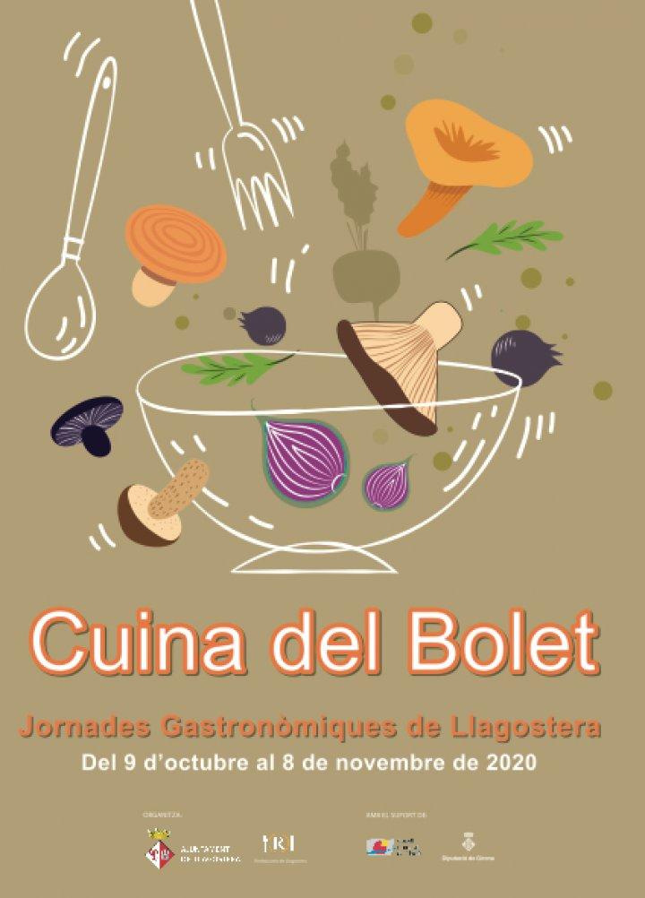 Nova edició de la campanya gastronòmica de la Cuina del Bolet