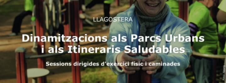 Suspeses les sessions de dinamització al Parc de Salut