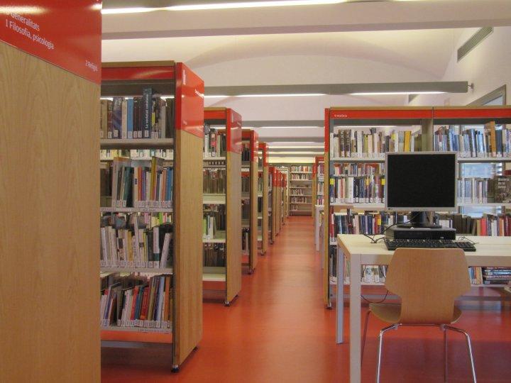 Noves restriccions dels serveis de biblioteca pública a partir del 23 de novembre