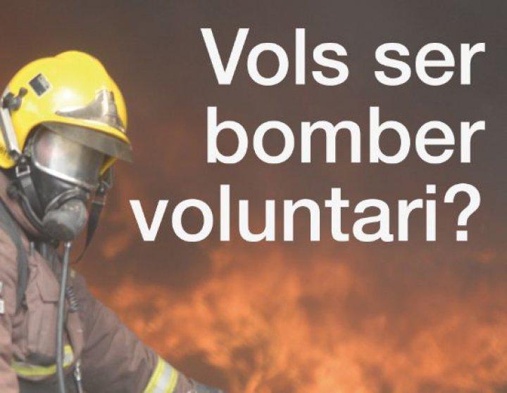 Vols ser bomber voluntari?