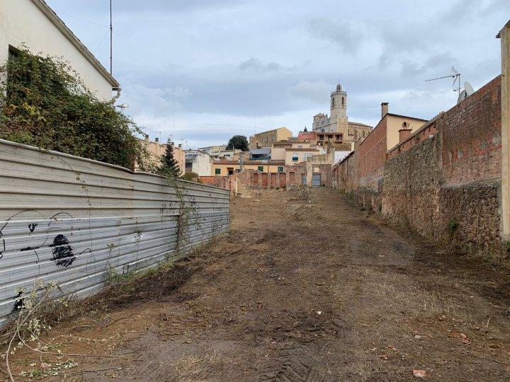 50 noves places d'aparcament públic al nucli antic