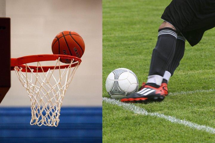 Resultats esportius del darrer cap de setmana.
