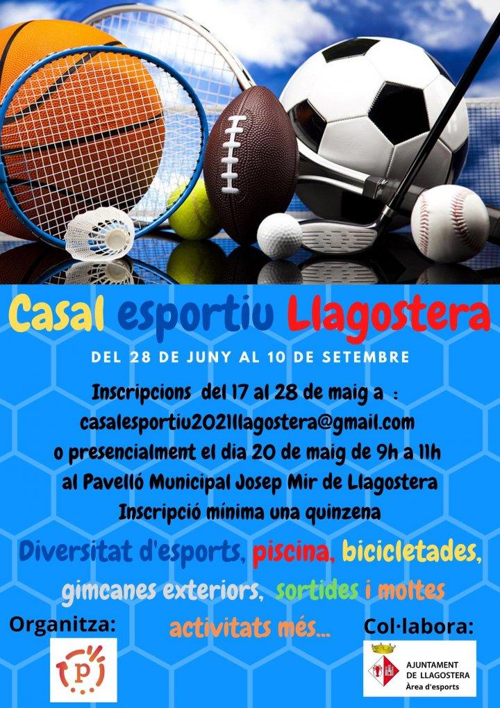 Casal Esportiu de Llagostera