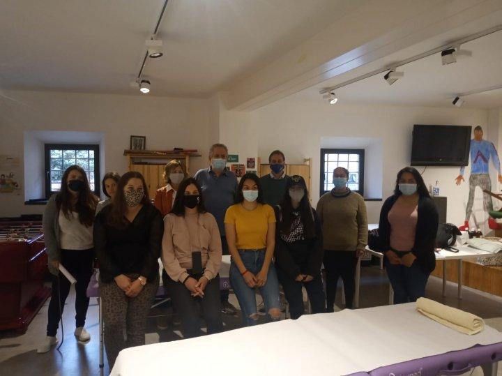 L'Ajuntament de Llagostera i la Cambra de Comerç de Sant Feliu Guíxols ofereixen un curs d'especialització d'Auxiliar d'estètica per a joves