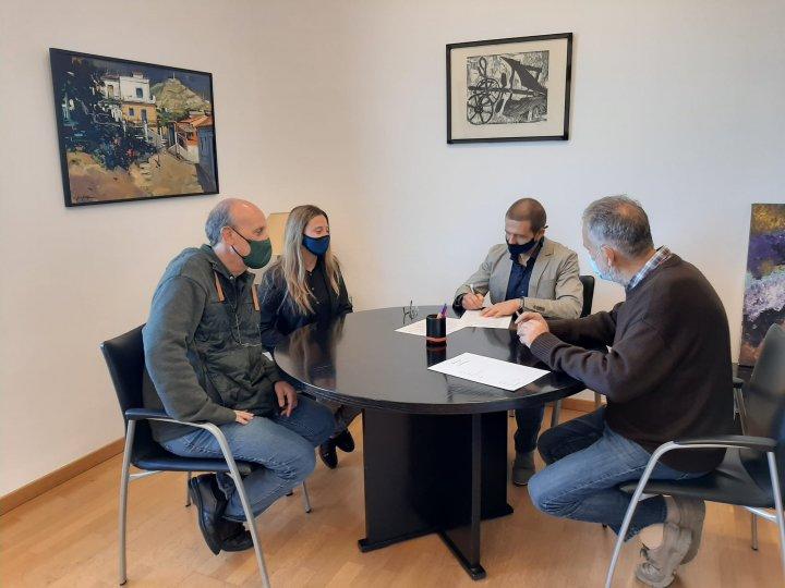 L'Ajuntament de Llagostera i Aqualia creen un Fons Social per garantir l'accés a l'aigua potable a tots els ciutadans