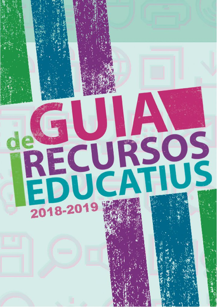 Guia de Recursos Educatius de Llagostera 2018-2019