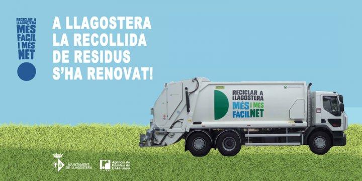 Nou període per determinar el càlcul de les bonificacions en el sistema de recollida d'escombraries