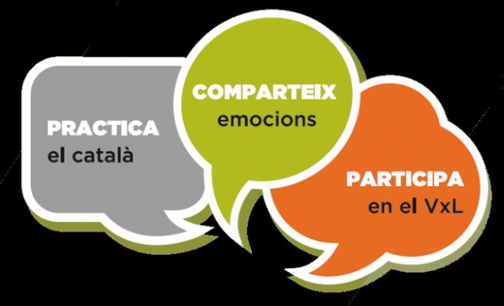 Vols participar en el programa del Voluntariat per la llengua?