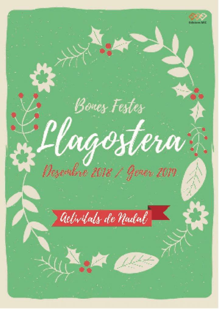Activitats de Nadal a Llagostera