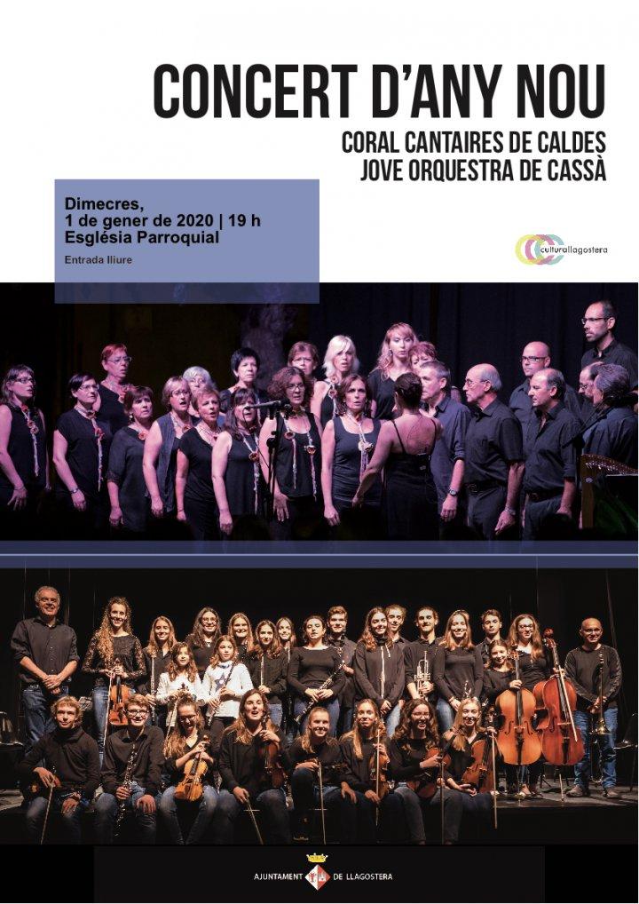 Concert d'any nou