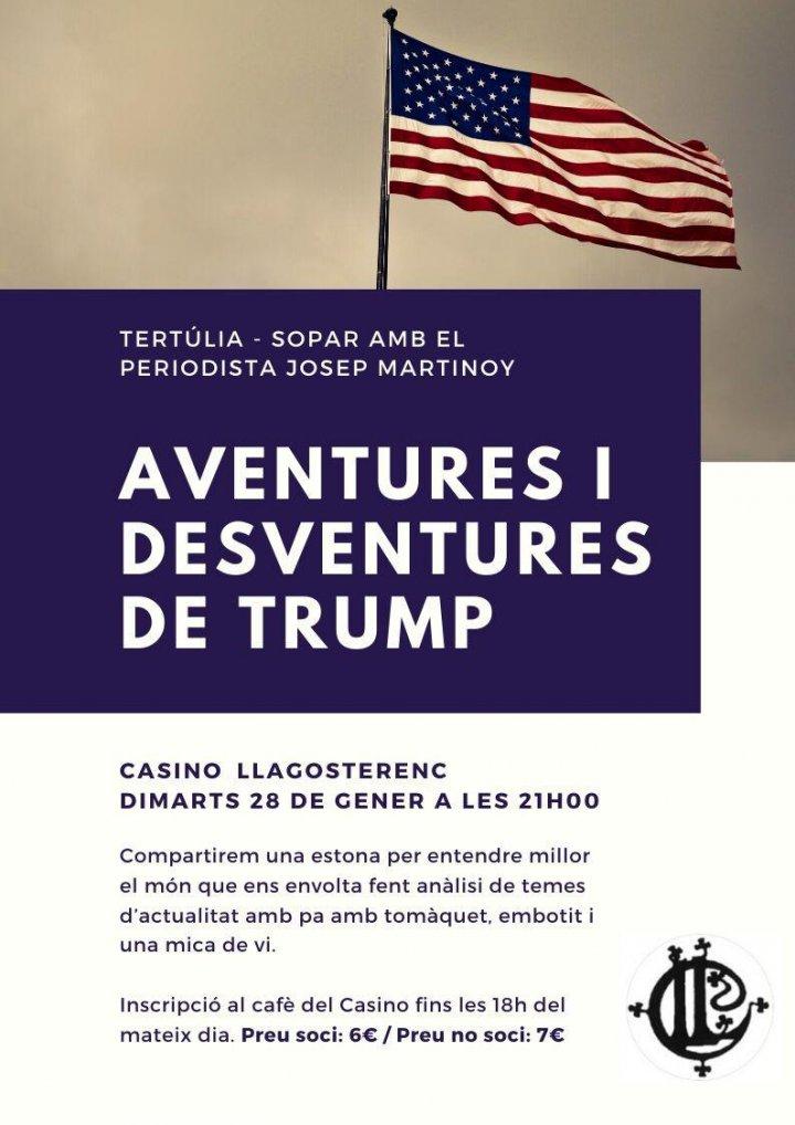 Aventures i desventures de Trump