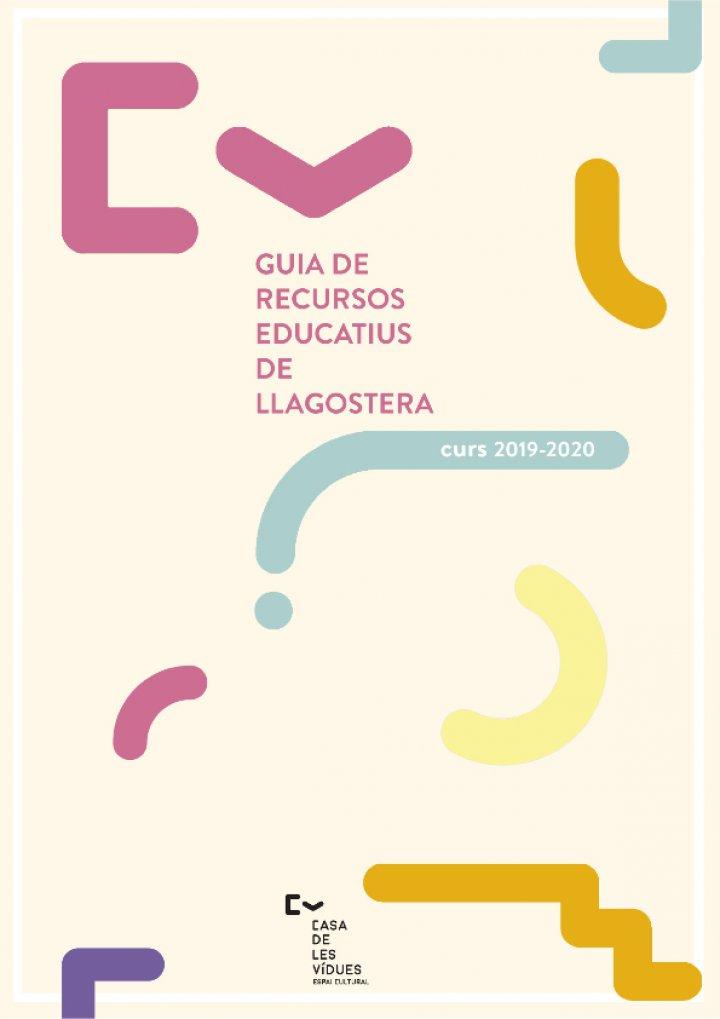 Guia de Recursos Educatius de Llagostera 2019-2020