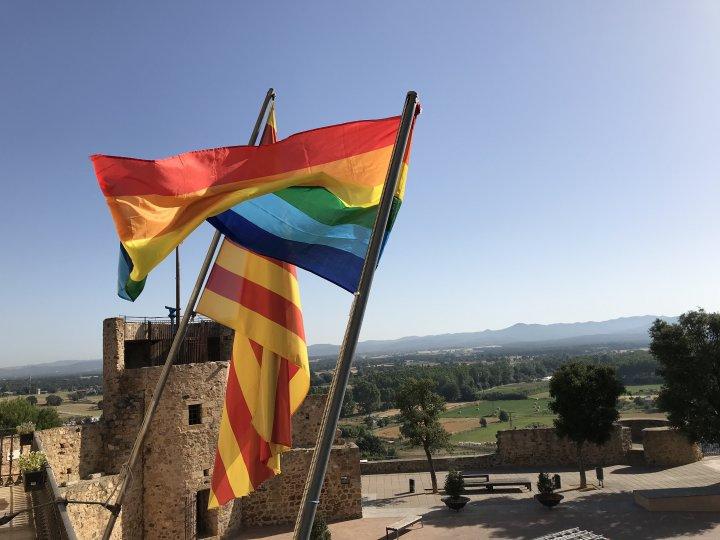 L'Ajuntament de Llagostera s'uneix al Dia Internacional per a l'Alliberament LGTBIQ+