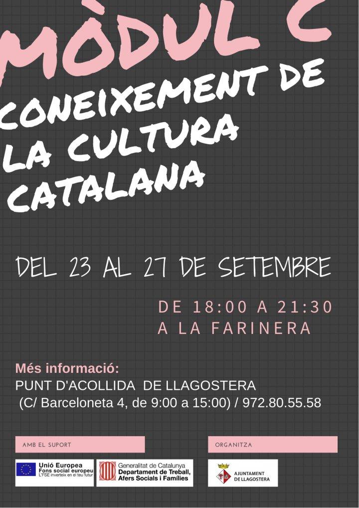Curs de coneixement de la cultura catalana