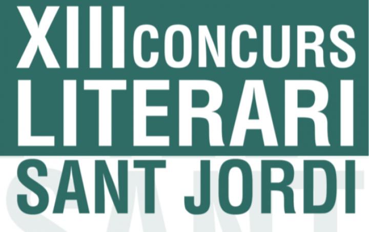 Convocat el XXIII Concurs Literari Sant Jordi