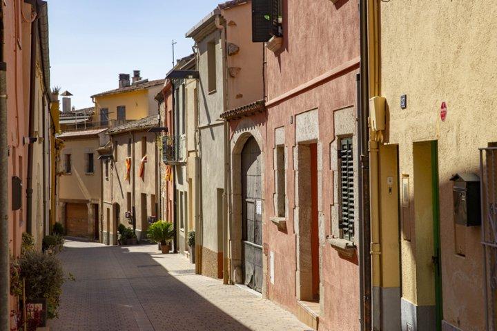 Línia de subvencions per pintar façanes d'habitatges del nucli antic