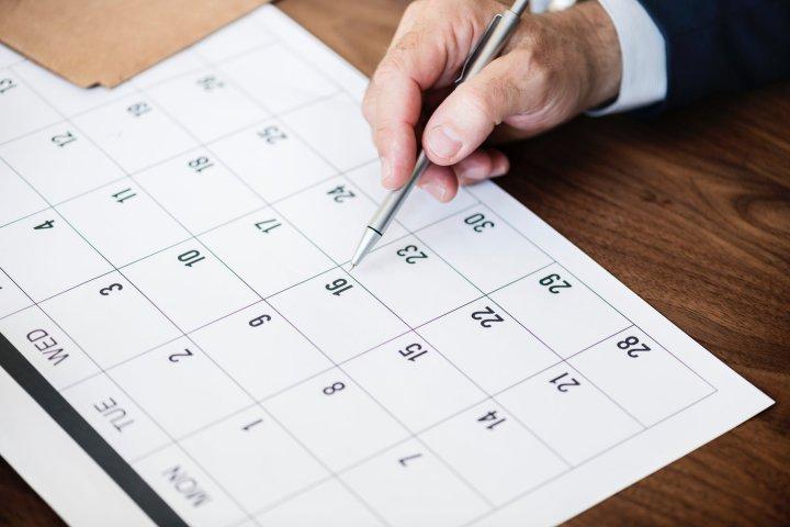 Calendari de festius amb obertura comercial autoritzada per a l'any 2020