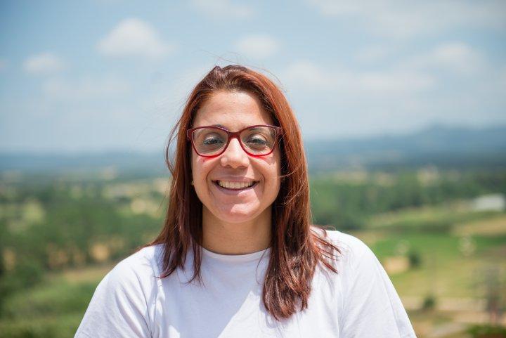Perfil i biografia de la regidora Verònica Sancho i Pavon