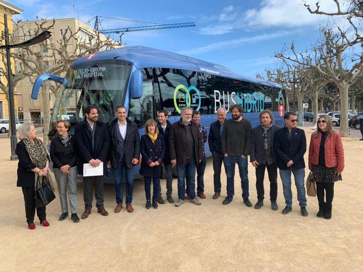 Llagostera tindrà connexió directa d'autobús fins a l'Hospital Santa Caterina