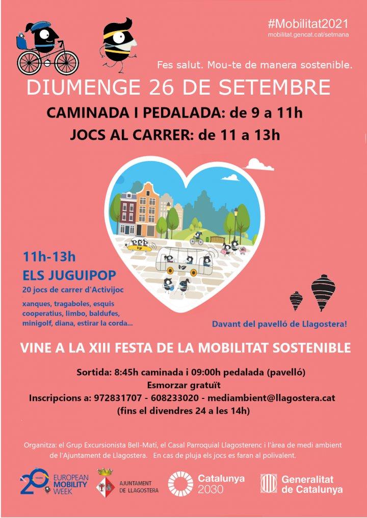 XIII Festa de la mobilitat sostenible