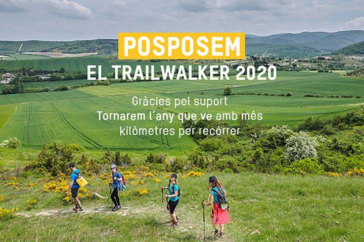 L'Oxfam Intermón Trailwalker es posposa al 2021