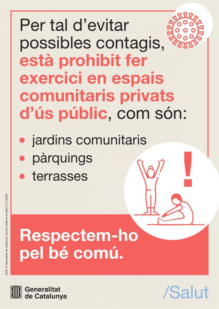 Actuacions de desinfecció en espais públics i de prevenció i control de la legionel·losi