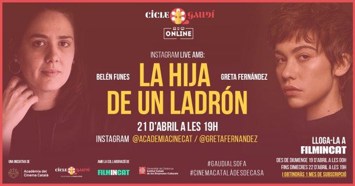 Engega el Cicle Gaudí online