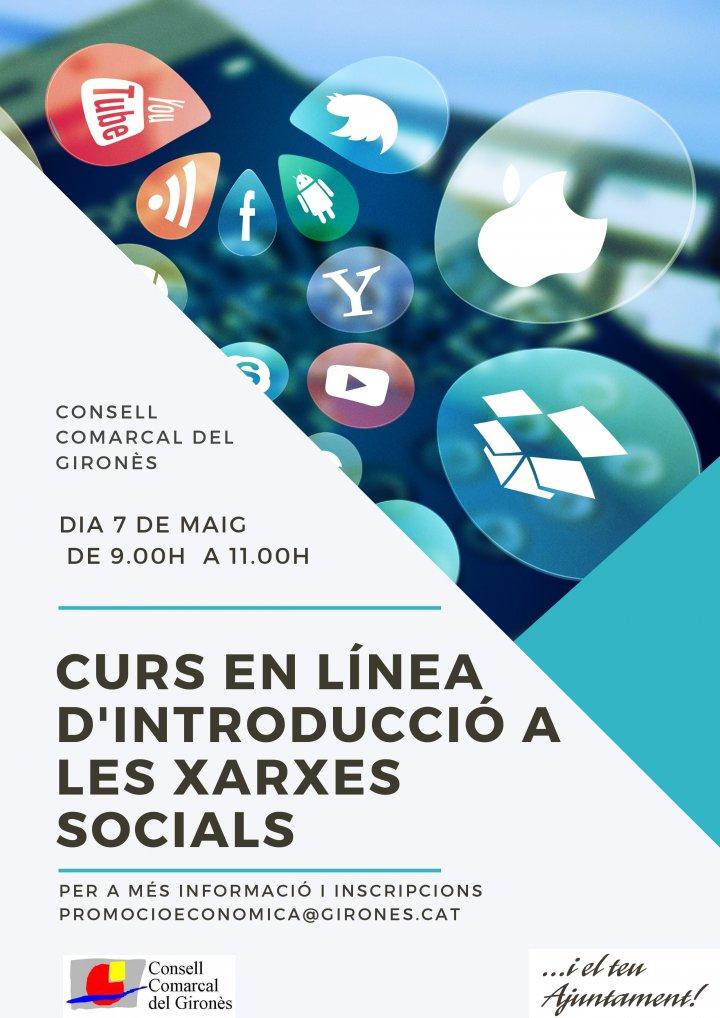 Curs en línia d'introducció a les xarxes socials per a comerços i empreses locals